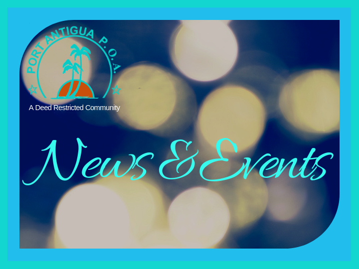 PAPOA News and Events