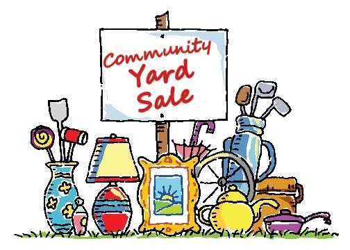 Yard Sale Clip Art